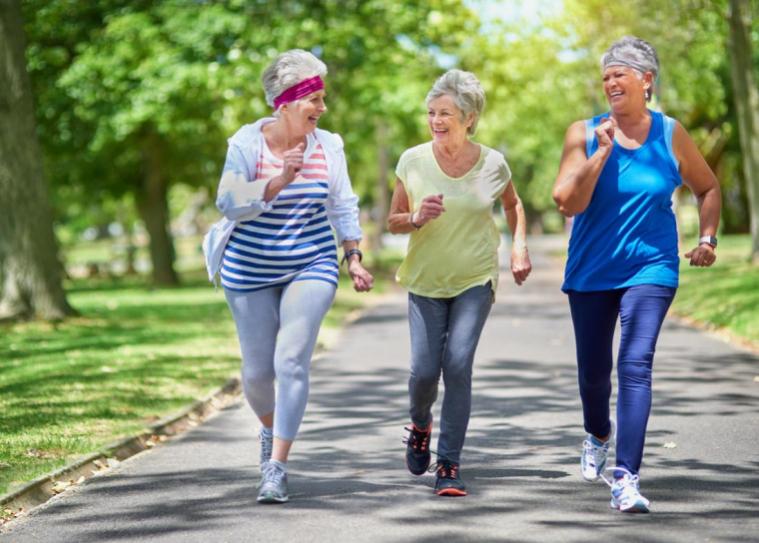 ผู้สูงวัยกับการออกกำลังกาย ด้วยการวิ่งแบบถูกวิธี