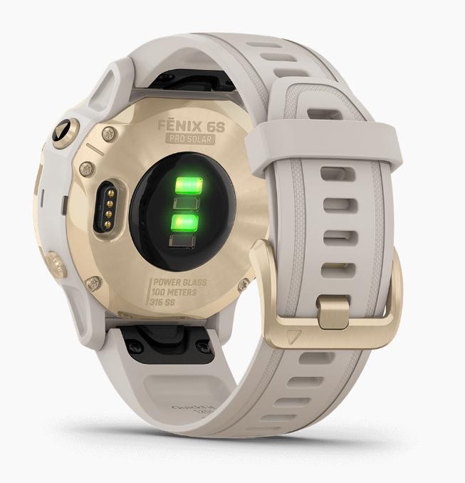 รีวิวนาฬิกาสำหรับนักวิ่งรุ่น Garmin fēnix 6S Pro Solar นาฬิกาอัจฉริยะ สำหรับลูกคุณหนู ได้รับการทดสอบมาตรฐานจากกองทัพสหรัฐอเมริกา