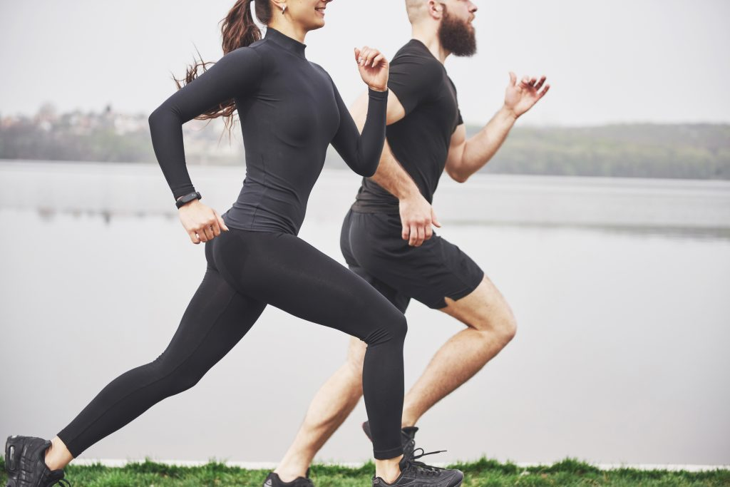 ลดความส่วนเกินและเพิ่มความแข็งแรง ของร่างกายแบบง่ายๆ ด้วยการวิ่ง
