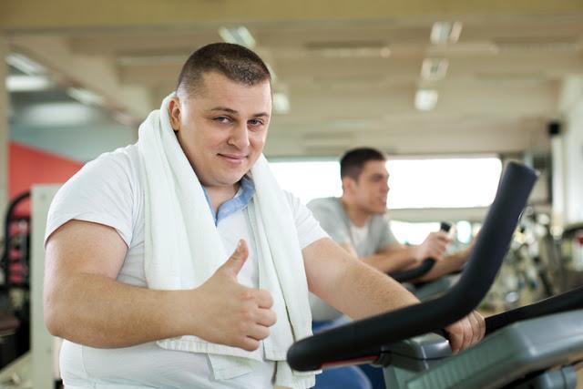 การออกกำลังกาย สำหรับผู้มีน้ำหนักตัวมาก เพียงแต่ต้องมีวิธีการออกกำลังในรูปแบบต่างๆ ที่ถูกต้องและค่อยเป็นค่อยไปเท่านั้น วิ่งรักษาโรค