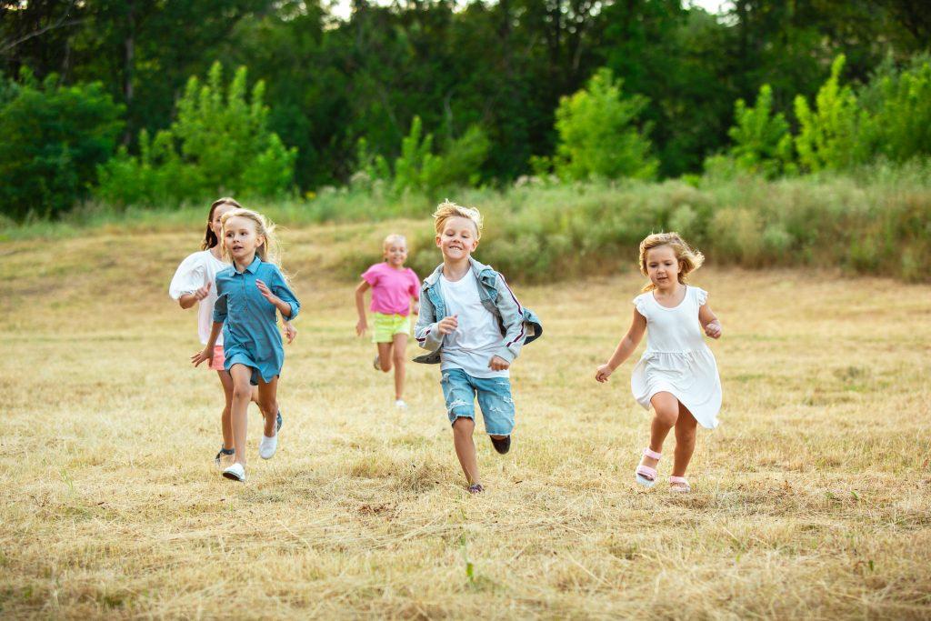 วิธีการออกกำลังกายด้วยการวิ่งสำหรับเด็ก ในแต่ละช่วงวัย
