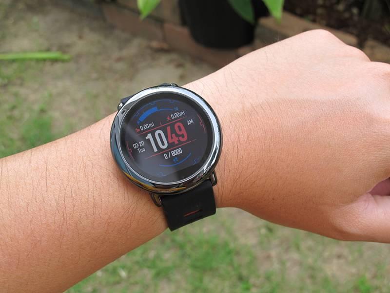 นาฬิกาสำหรับวิ่ง AMAZFIT PACE สิ่งที่จำเป็น