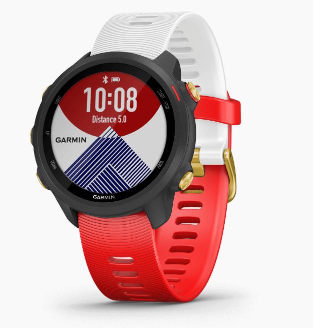 รีวิวนาฬิกานักวิ่งรุ่น Garmin Forerunner 245 MusicLimited นาฬิกาทันสมัยสำหรับวิ่ง นาฬิกาฟังเพลงได้ แอพพลิเคชั่นสตรีมมิ่งเพลงยอดนิยมอย่าง spotify