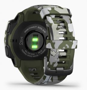 รีวิวนาฬิกานักวิ่งโครตเจ๋ง Garmin Instinct Solar – Camo Edition ใช้พลังงานแสงอาทิต โดยเฉพาะในกรณีที่เกิดเหตุการณ์ฉุกเฉินไม่ว่าจะเป็นหลงทางหรือบาดเจ็บก็ตาม