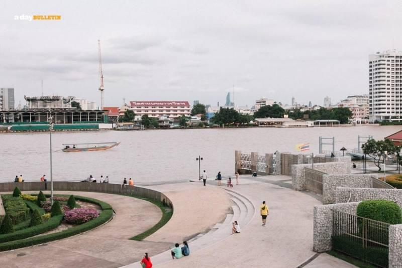 ที่วิ่งใกล้ในกรุง สวนหลวงพระราม 8 ติดแม่น้ำ บรรยากาศดี ระยะรอบวิ่งของสวนแห่งนี้อยู่ที่ 0.9 กิโลเมตร สถานที่วิ่งในกรุง