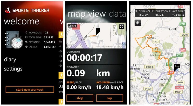 Sports Tracker 5 แอปพลิเคชันสำหรับนักวิ่งที่ควรโหลดติดโทรศัพท์ไว้แอปพลิเคชันวิ่งไม่ว่าจะเป็นการวิ่ง การปั่น การบอกระยะเวลา แอปสำหรับคนควบคุมอาหาร